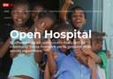 Open Hospital, un software free e open source realizzato e sostenuto da Informatici Senza Frontiere (ISF) destinato alla gestione di cartelle cliniche e farmacie per presidi sanitari nei paesi in via di sviluppo.